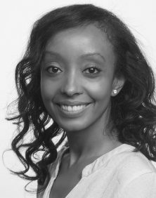 Helina Teklehaimanot - Vice President - Dar es Salaam